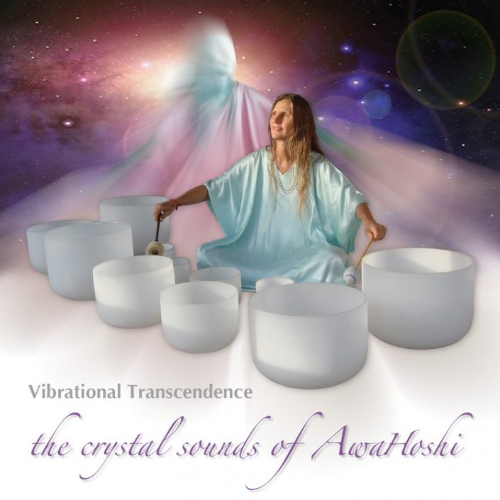 Vibrational Trancendence. Crystal Sound Institute by AwaHoshi Kavan