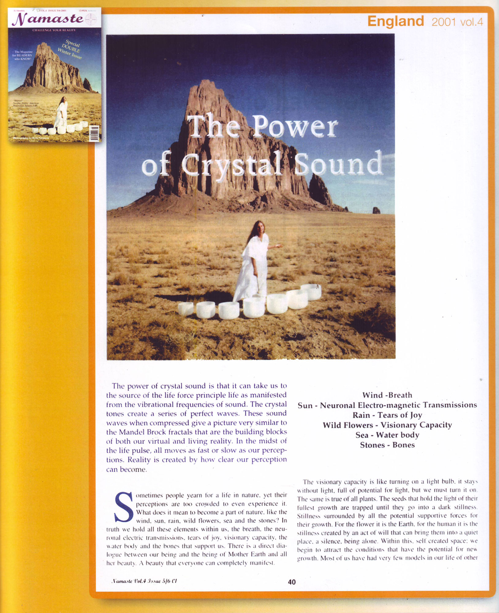 The Power of Crystal Sound Institute by AwaHoshi Kavan